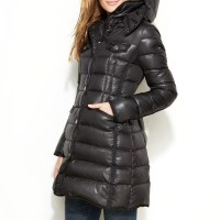 Add Down Shawl Collar Down Coat | Rank & Style