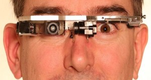 Upcoming Screen Less Display Technology - eye tap
