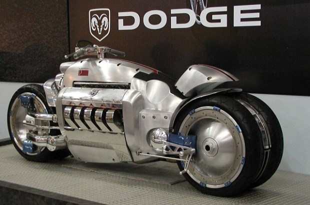 Dodge Tomahank 1