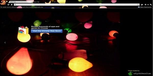 Christmas Lights Theme