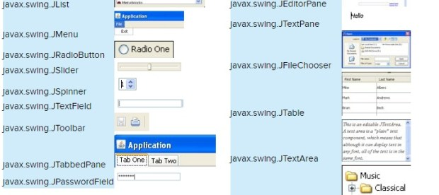 Java GUI Development