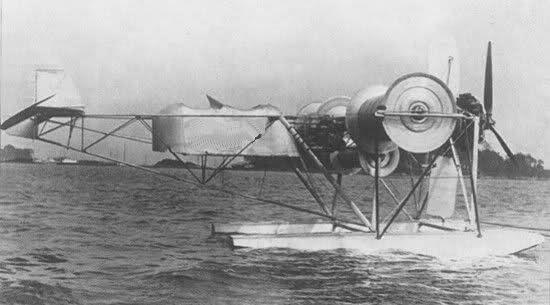 Flettner Airplane