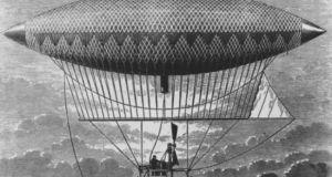 Jules Henri Giffard's Airship