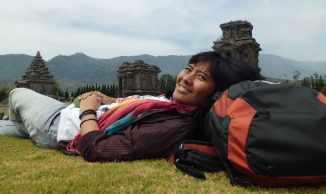 Solo Traveling dan Backpacking ke Dieng