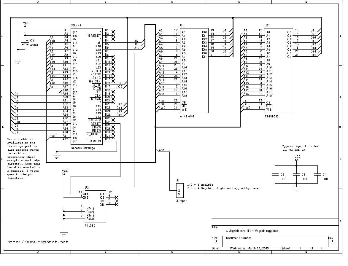 click here for a pdf version of theschematic