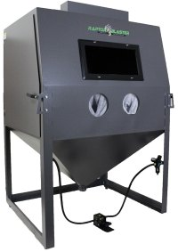 Industrial Blast Cabinet (RB5446) | Made in the USA ...