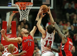 Game Day Preview: Soaring Raptors Host Scrappy Bulls
