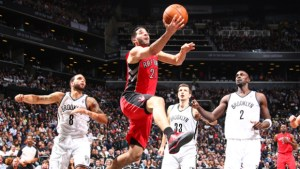 Game Day Preview: Raptors Try To Win Their First Ever Best of Seven Series Tonight in Brooklyn