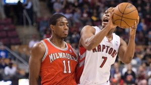 Raptors crush the Bucks to end their homestand