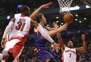 Post game report card: Raptors edge out Suns at home