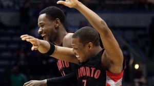 Post Game Report Card: Raptors escape with a win