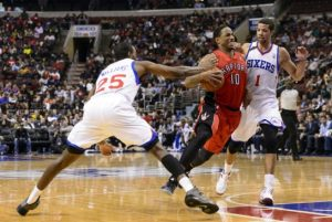 Game day: Raptors square off against Sixers