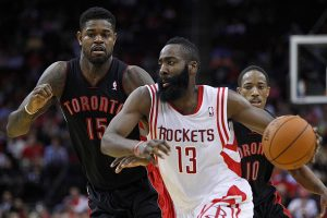 Game Day Preview: Raptors set face Harden, Rockets