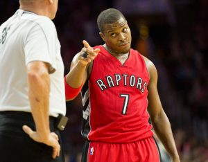 Lowry looks slimmer, ready to play