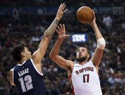 Game day: Raps square off against Thunder