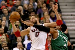 Game Day Preview: Raptors to visit the steaming Boston Celtics
