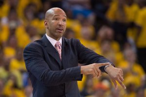 Are the Toronto Raptors showing interest in Monty Williams?