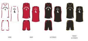 Raptors new jerseys officially leak