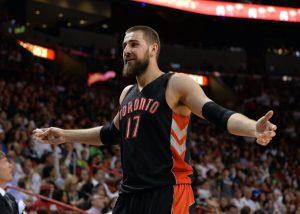 Jonas Valanciunas signs extension with Toronto Raptors