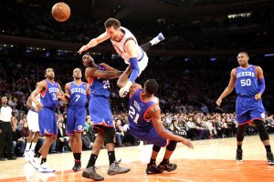 Knicks and Nuggets misfortunes will be the Raptors' gain