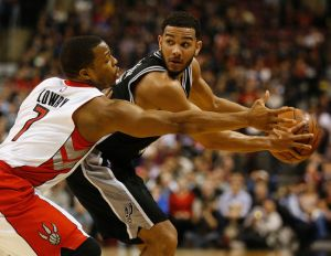 Raptors' Second Line Will Continue To Impress
