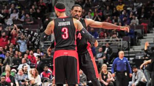 Who is the real answer for the Toronto Raptors at PF?