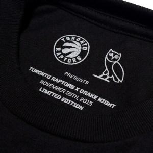 Toronto Raptors release Drake Night OVO gear