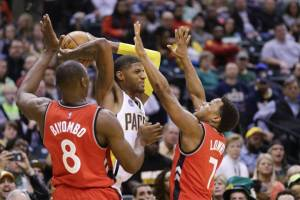 Toronto Raptors punch ticket to 2nd round with Game 7 win over Pacers