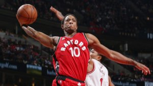 The unbelievable progression of DeMar DeRozan