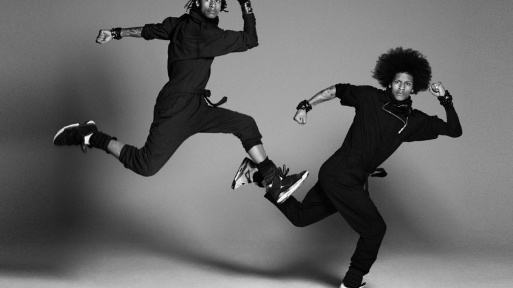 The Creativity of the Les Twins