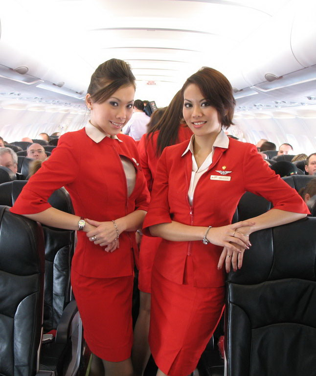 Airasia Stewardess Pinterest - british airways flight attendant sample resume