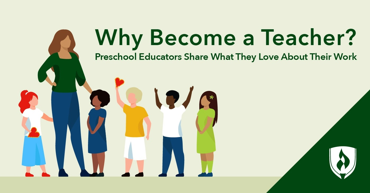 Why Become A Teacher Educators Share What They Love About