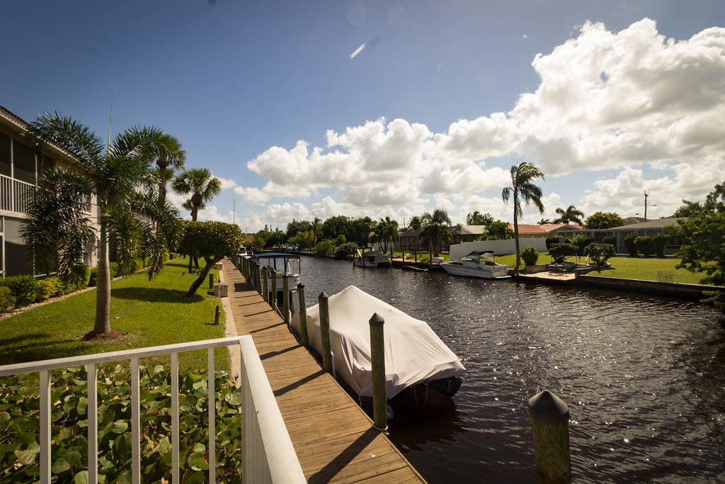 Cape Coral Waterfront Condo – Only $157,500