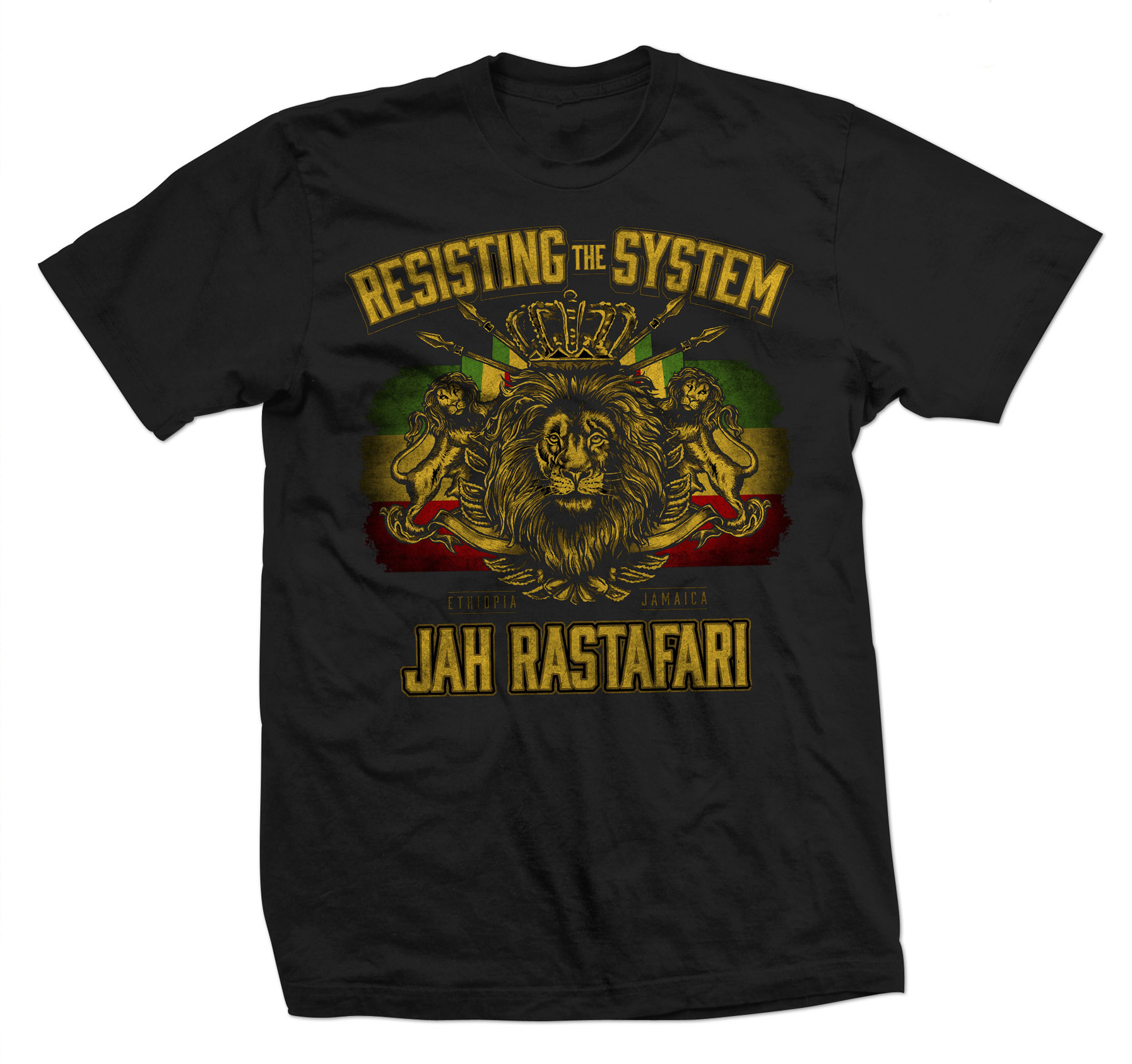 Resisting the system t shirt