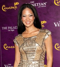 Kimora Lee Simmons kicks off Carnevale in Las Vegas