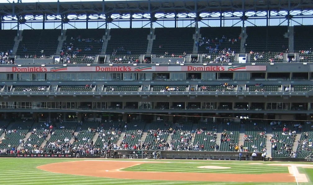 Chicago White Sox Seating Guide - Guaranteed Rate Field