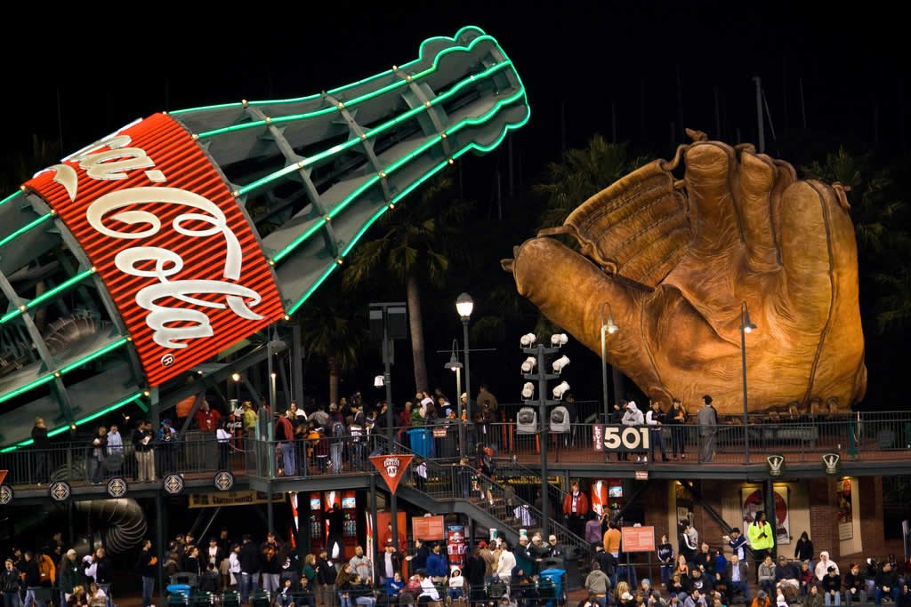 San Francisco Giants Seating Guide - Oracle Park - RateYourSeats