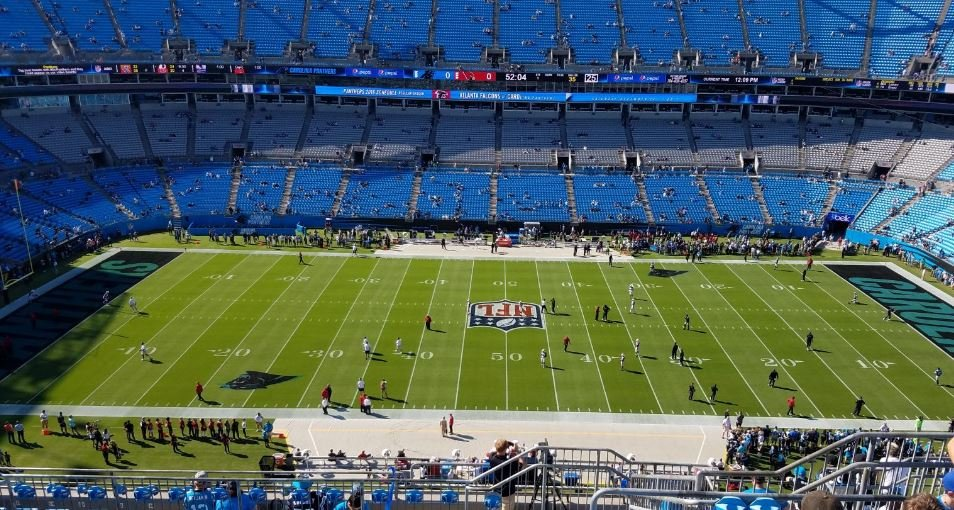 Best Seats for Great Views of the Field at Bank of America Stadium