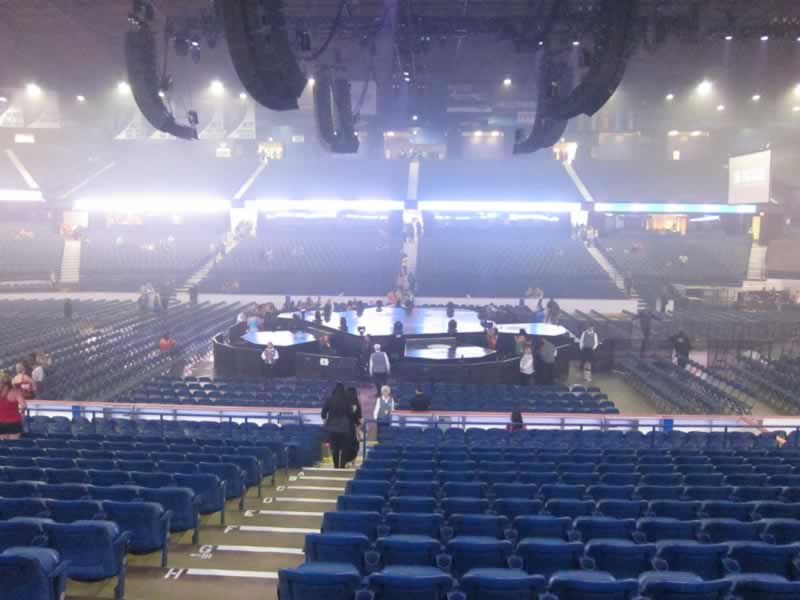 Allstate Arena Section 111 Concert Seating - RateYourSeats