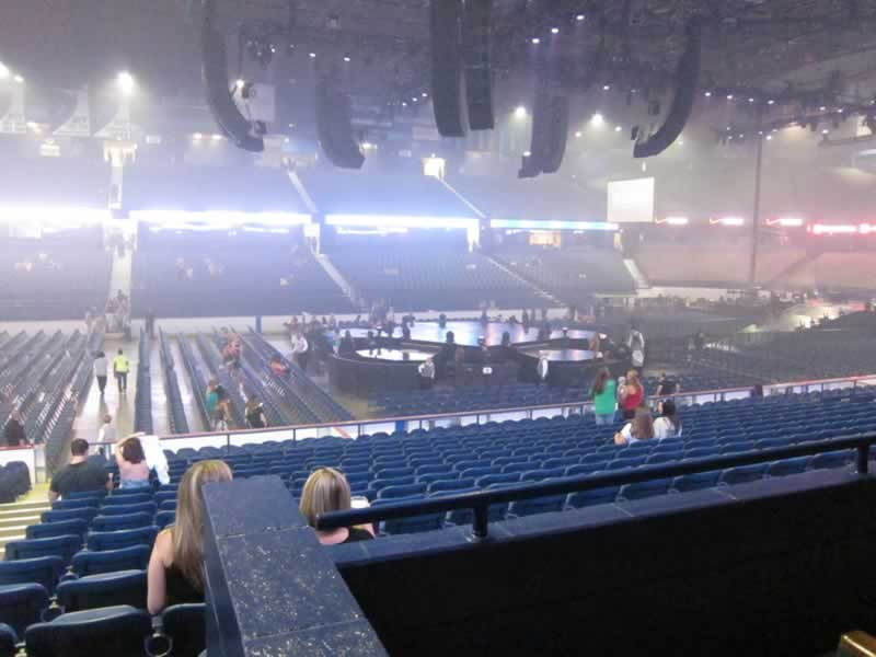 Allstate Arena Section 112 Concert Seating - RateYourSeats