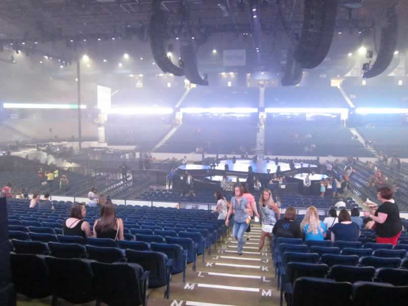 Allstate Arena Section 102 Concert Seating - RateYourSeats