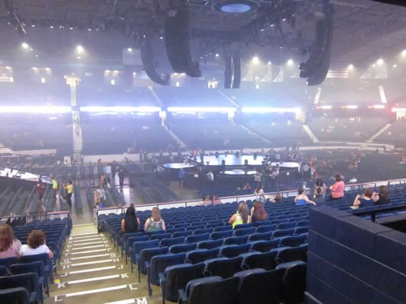Allstate Arena Section 103 Concert Seating - RateYourSeats