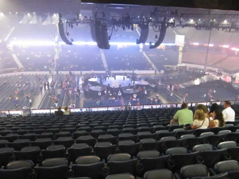 Allstate Arena Section 211 Concert Seating - RateYourSeats
