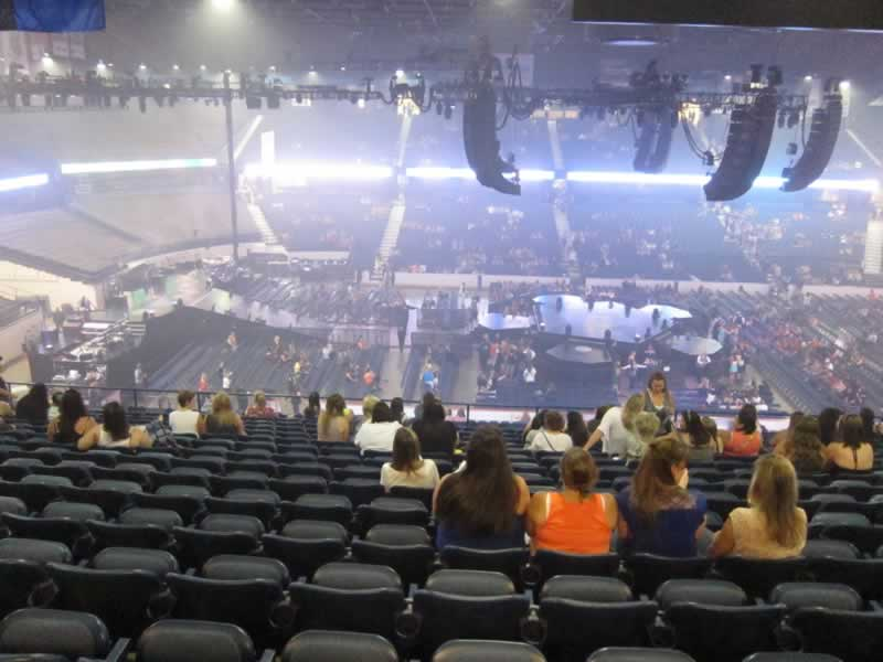 Allstate Arena Seating Chart View - Best Seat 2018