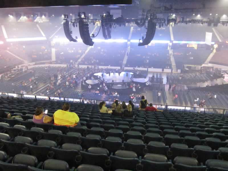 Allstate Arena Section 210 Concert Seating - RateYourSeats
