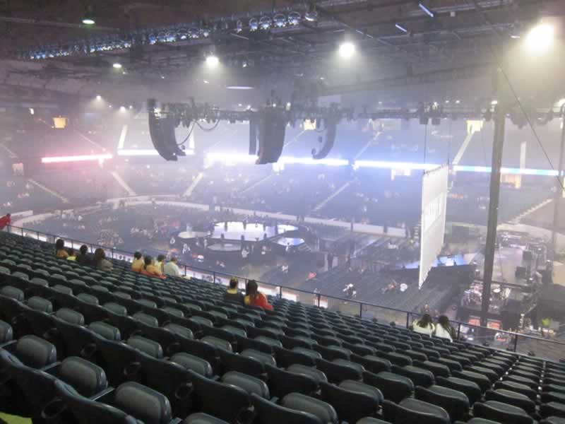 Allstate Arena Section 209 Concert Seating - RateYourSeats