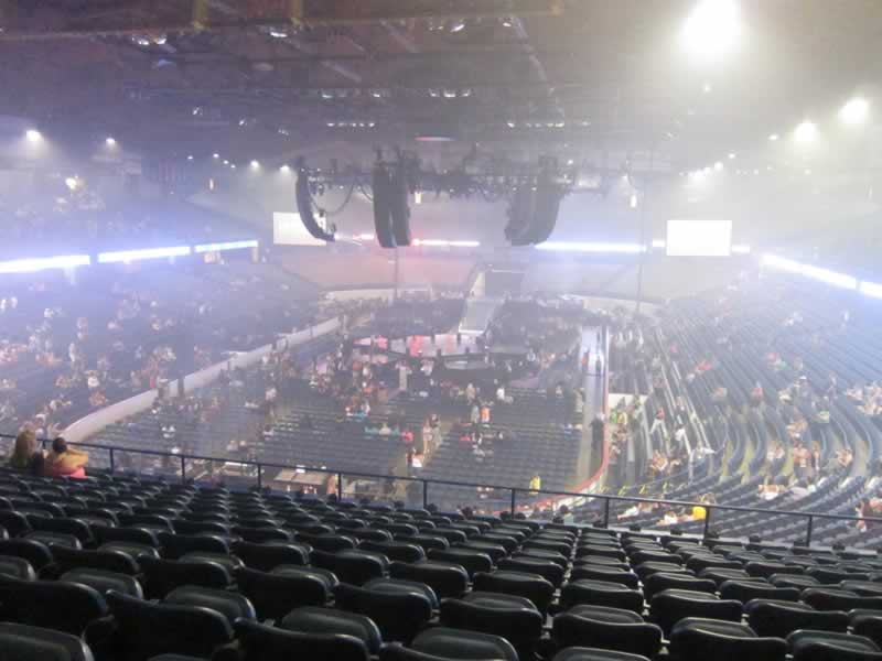 Allstate Arena Section 214 Concert Seating - RateYourSeats
