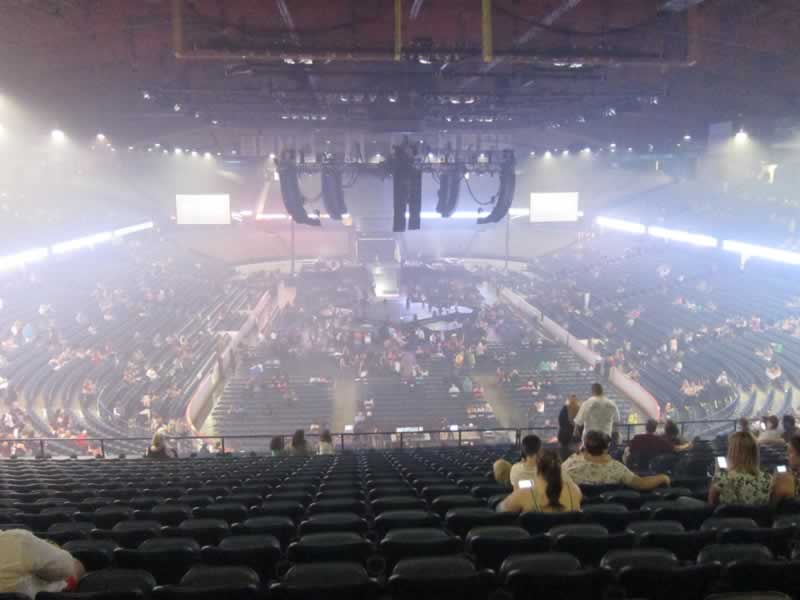 Allstate Arena Section 215 Concert Seating - RateYourSeats