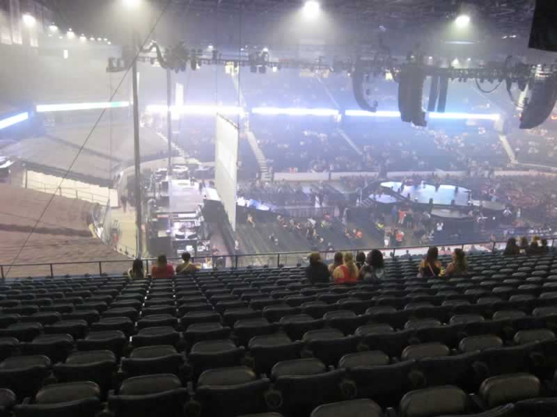 Allstate Arena Section 204 Concert Seating - RateYourSeats