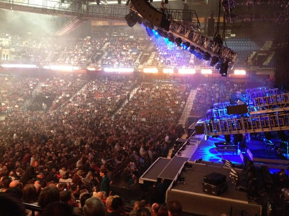 Mohegan Sun Arena Section 26 Concert Seating - RateYourSeats